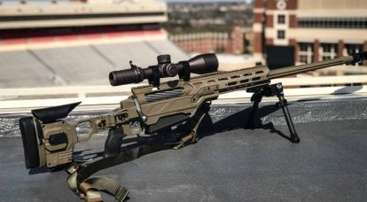 McMillan TAC-50 gives a second life to anti-material rifles