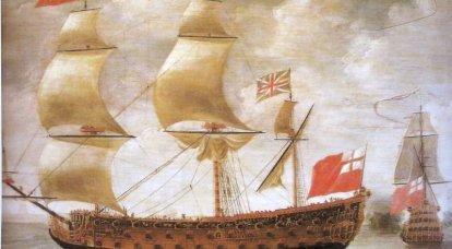 वे पहले थे: दुनिया की नौसेना के ऐतिहासिक जहाज
