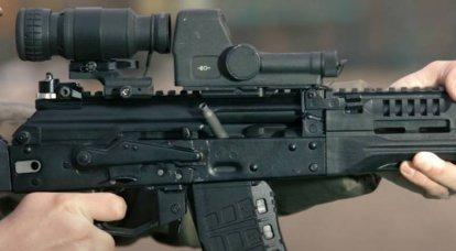 Kalaşnikof silahları: basitlik ve güvenilirlik