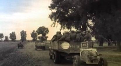 在库尔斯克战役和第二次世界大战的最后阶段的苏联炮兵