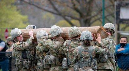 """पेंटागन ने """"चीन से बढ़ते खतरे"""" के कारण पेशेवर सैन्य शिक्षा प्रणाली में सुधार करने का फैसला किया।"""