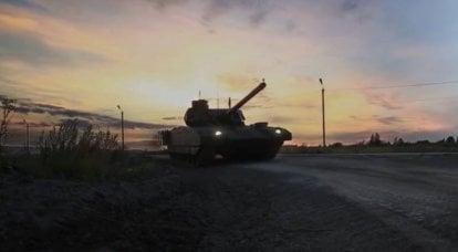 Le char T-14 Armata a été testé dans une version «sans pilote»