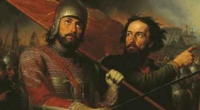 自Pozharsky王子诞生以来的432