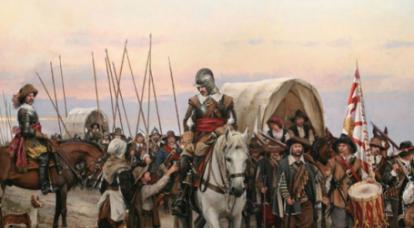 """""""Camino español"""" de los Habsburgo"""