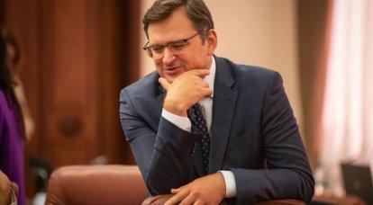 ウクライナ外務省の長は、アゾフ海がロシアの簡単な標的になりつつあると述べました
