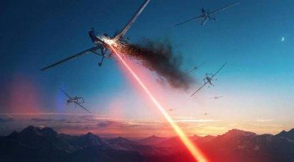 Resistenza alla luce: protezione dalle armi laser. Parte 5