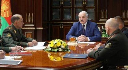 Lukashenko: la política de Kiev amenaza a Bielorrusia