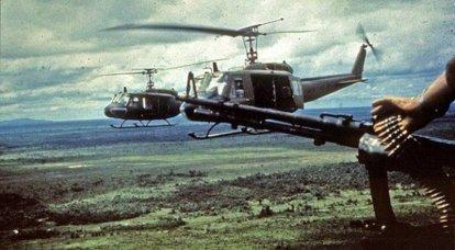 MACV-SOG。 ベトナムで活動する秘密の特殊作戦部隊