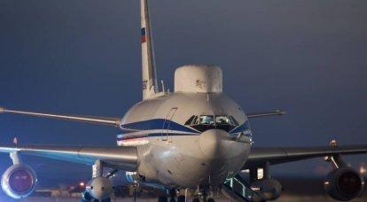 Il futuro degli aerei Doomsday