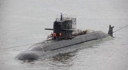 """677 """"Lada"""" projesinin önde gelen denizaltısı, Rus filosunun savaş gücüne girdi"""