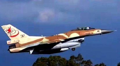 Sistema de guerra electrónica RAPPORT III en aviones israelíes: uso contra la defensa aérea siria