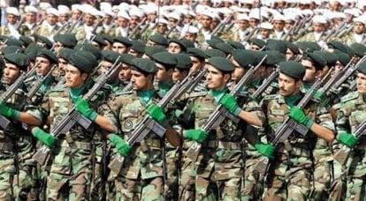 伊朗的军事力量