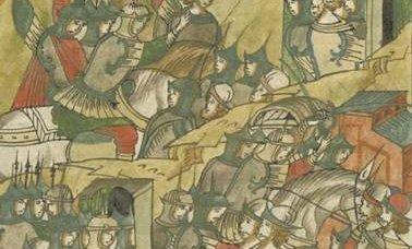 Batalla en el Volga. La lucha entre Moscú y Kazán