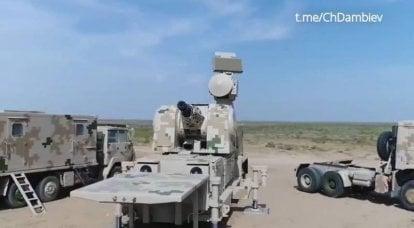 11 barris em um trailer: um promissor sistema de artilharia antiaérea da NORINCO