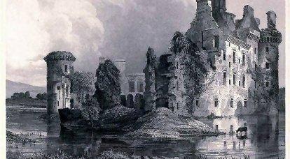 केर्लवरोक - मूल वास्तुकला और समृद्ध इतिहास का एक त्रिकोणीय महल