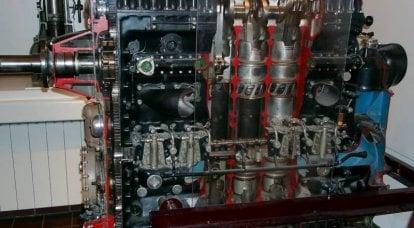 坦克柴油5TDF:复杂性的诞生
