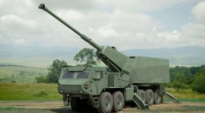 Israel has developed a new wheeled self-propelled howitzer SIGMA to replace the American M109