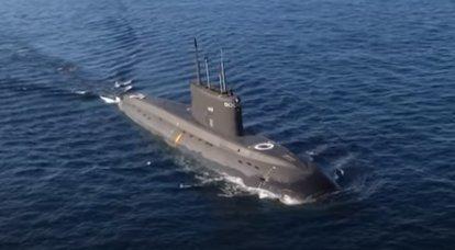 Baltık Filosu bir dizi dizel-elektrik denizaltı alacak