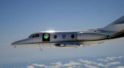 Armi laser: prospettive nell'aeronautica. Parte di 2