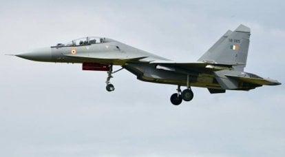 Su-30MKI es un luchador obsoleto. Derecho?