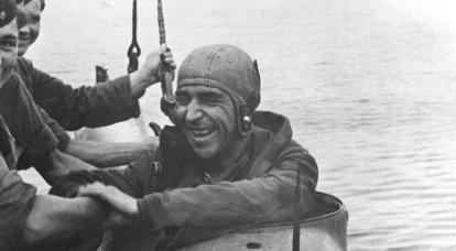 """Kriegsmarine Kampfschwimmer: Verbindung """"K"""""""