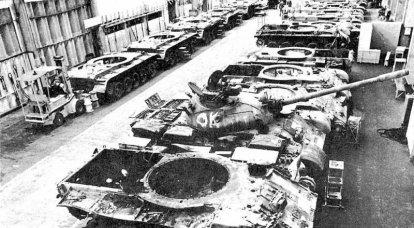 改善とアップグレード。 イスラエル軍で捕獲された装備の使用の特徴