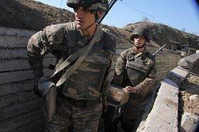 Nagorny Karabakhトレンチアーミー
