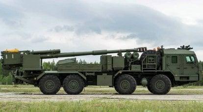 """El Ministerio de Defensa no excluye la adopción del CAO 2S43 """"Malva"""" en el armamento de las Fuerzas Aerotransportadas"""