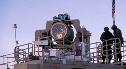 イスラエルのレーザーミサイル防衛プロジェクト