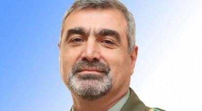 अर्मेनियाई सीमा सैनिकों के कमांडर के बदलने के कारण के बारे में अनुमान लगाए गए थे
