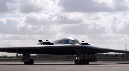 米国空軍の場合:建設中のB-21レイダー戦略爆撃機はあらゆる防空システムを簡単に克服できます
