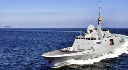 First in Europe: French Navy