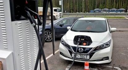 """Tutto sulle auto elettriche: dal gabinetto la teoria del """"grande balzo in avanti"""""""