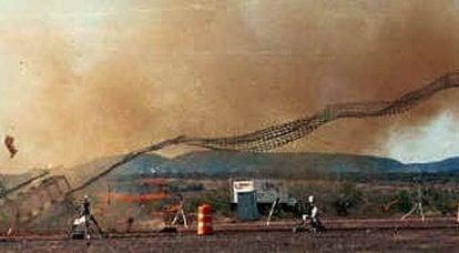 アメリカのESMC / ESMBマングース地雷除去システムは複雑すぎた。