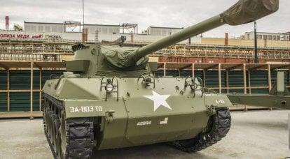 武器についての物語。 M18ヘルキャット