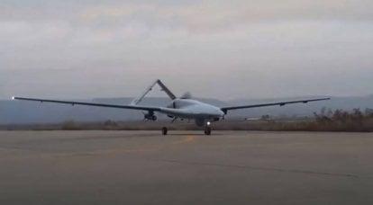 Turquia comenta sobre a prontidão da Ucrânia em solicitar um novo lote de UAVs Bayraktar-TB2