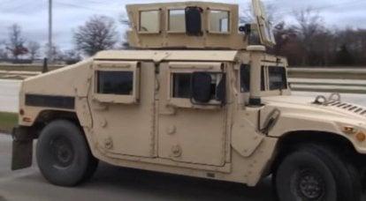 General nos EUA: O equipamento militar com acionamento elétrico em breve competirá com o equipamento movido a combustível de hidrocarboneto no campo de batalha
