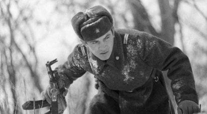 Yuri Babansky는 Damansky를 잊지 않을 것입니다.