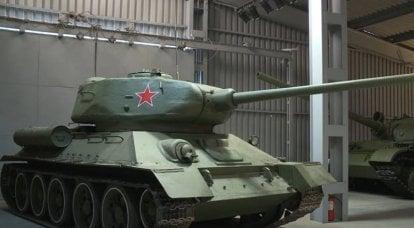 """En las batallas de duelo, el tanque """"Panther"""" tenía ventajas sobre el """"treinta y cuatro"""": el historiador sobre el T-34"""