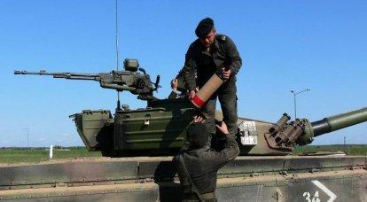 Carregadores automáticos para tanques poloneses. Desejos e possibilidades