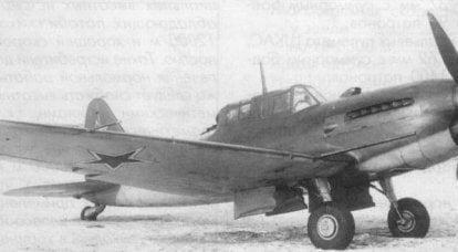 大祖国戦争中のソビエト攻撃機の質問