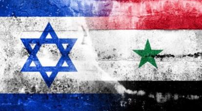 叙利亚和以色列的对峙仍在继续