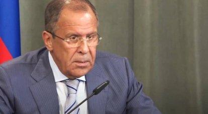 """Lavrov na sessão da Assembleia Geral da ONU: O mundo está cansado de dividir os estados em """"nós"""" e """"inimigos"""""""