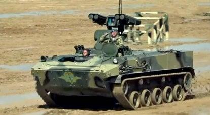"""In """"Alabino"""" fand eine dynamische Präsentation neuer militärischer Ausrüstung der Airborne Forces statt"""