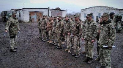 Kravchuk: Die ukrainische Armee war noch nie die erste, die angegriffen hat