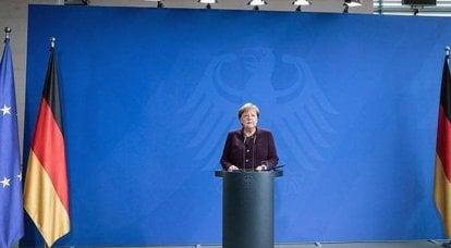 西方媒体:一些欧盟合作伙伴警告默克尔,Nord Stream 2可能引起的问题