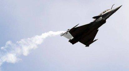 空中戦:「ラファール」はアジアの空でSu-35を上回りました