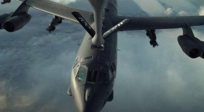 米空軍のB-52爆撃機の飛行中のイランの外相:このお金をヘルスケアに費やしたほうがいいでしょう