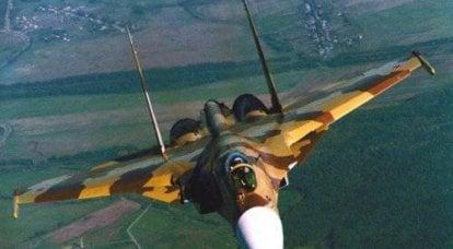 F-22 대 Su-37