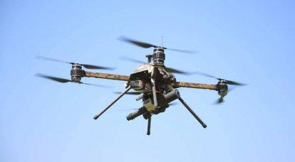 Miniera: una nuova professione di drone